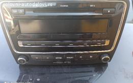Radio Mp3 Škoda Superb 2