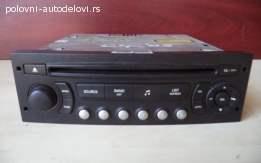 Radio za Citroen C4