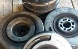 Remenica radilice PK za Fiat Stilo- 1.9JTD