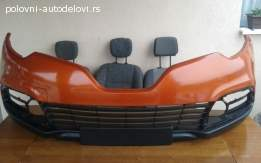 Renault Captur prednji branik
