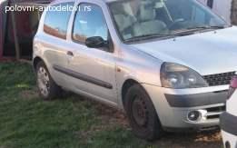 RENAULT CLIO 2 1,2 8V U DELOVIMA