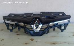 Renault Clio 4 maska