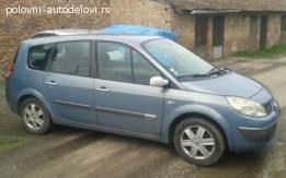 Renault Grand Scenic 1.9dci/1.5dci