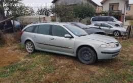 Renault laguna polovni delovi