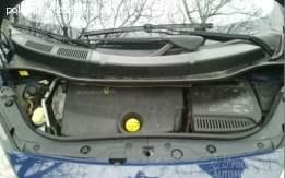Renault Megane 1.9 Dci motor