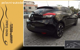 Renault Megane Delovi