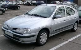 Renault Megane kompletan auto u delovima