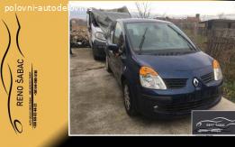 Renault Modus Delovi