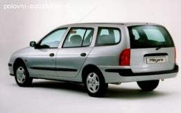 Renault originalni polovni delovi
