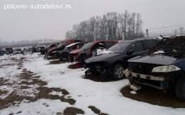 Renault polovni delovi za sve modele