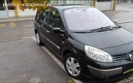 Renault Scenic 1.9 dci/1.5 dci delovi