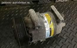 Renault Scenic 1.9 dci kompresor klime