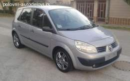 Renault Scenic 1.9dci delovi