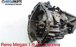 Reno Megan 1.9 dci menjac 6 brzina