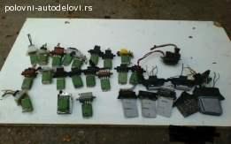 Reostat Škoda Fabia 2 1.9 TDI