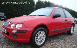 rover 25 zr
