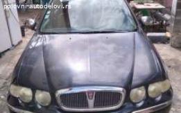rover 45 zs
