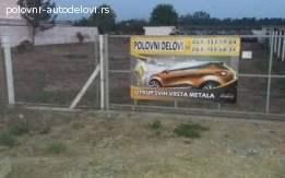 Sabac polovni delovi Renault