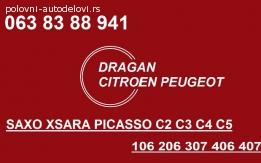SAXO XSARA PICASSO C1 C2 C3 C4 C5 C6