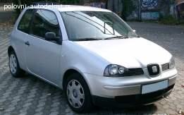 Seat Arosa 1.0 MPI 2002.god Delovi