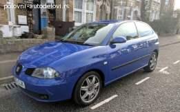 Seat Ibiza 1.9 TDI 2004.god Delovi