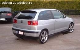 Seat Ibiza 2001 DELOVI