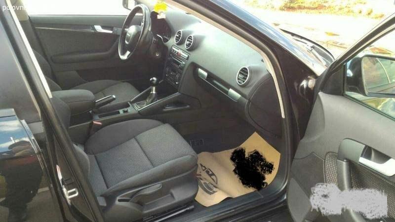 Sedišta Audi A3 Audi A3 Polovni Delovi