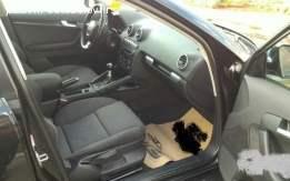 Sedišta Audi A3