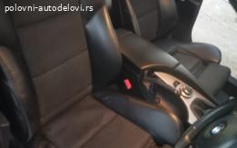 Sedišta za BMW e 60 520 d M paket 2007-2011