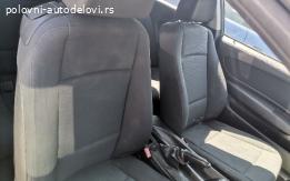 Sedišta za BMW e 87 116 2011