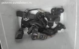 Senzor Škoda SuperB