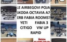 Škoda airbag volana