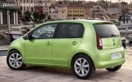 Skoda citigo airbag