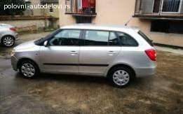 Škoda fabia 2 karoserija,motor menjač
