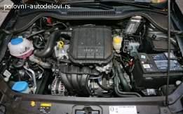 Skoda fabia 3 motor 1.0 MPI