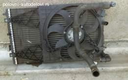 Skoda fabia roomster hladnjak ventilator
