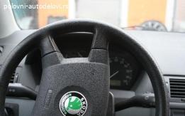 Skoda Fabia volani