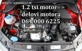 Skoda motor 1.2 tsi