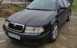 Skoda Octavia Mk1 2001 2.0 Benzin