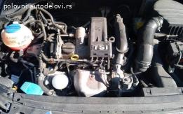 skoda rapid blok motora 1.2 tsi