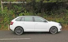 Škoda Rapid Delovi