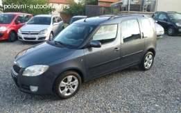 Škoda Roomster polovni-autodelovi