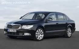 Škoda superb 2 karoserija motor elektronika