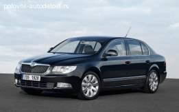 Škoda Superb polovni autodelovi