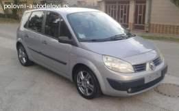 Sofersajba Renault Scenic