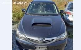 Subaru Impreza 2009 delovi i servis