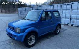 Suzuki Jimny Kompletan auto u delovima