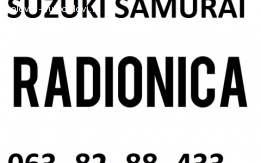 SUZUKI SAMURAJ DELOVI 0638288433