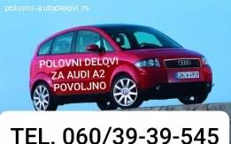 Sve za Audi A2