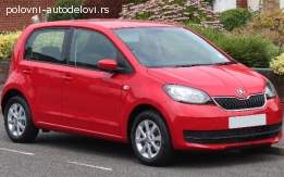 Table Skoda Citigo